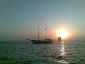 корабче на залеза