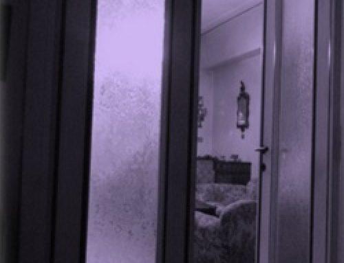 Виолетовата врата