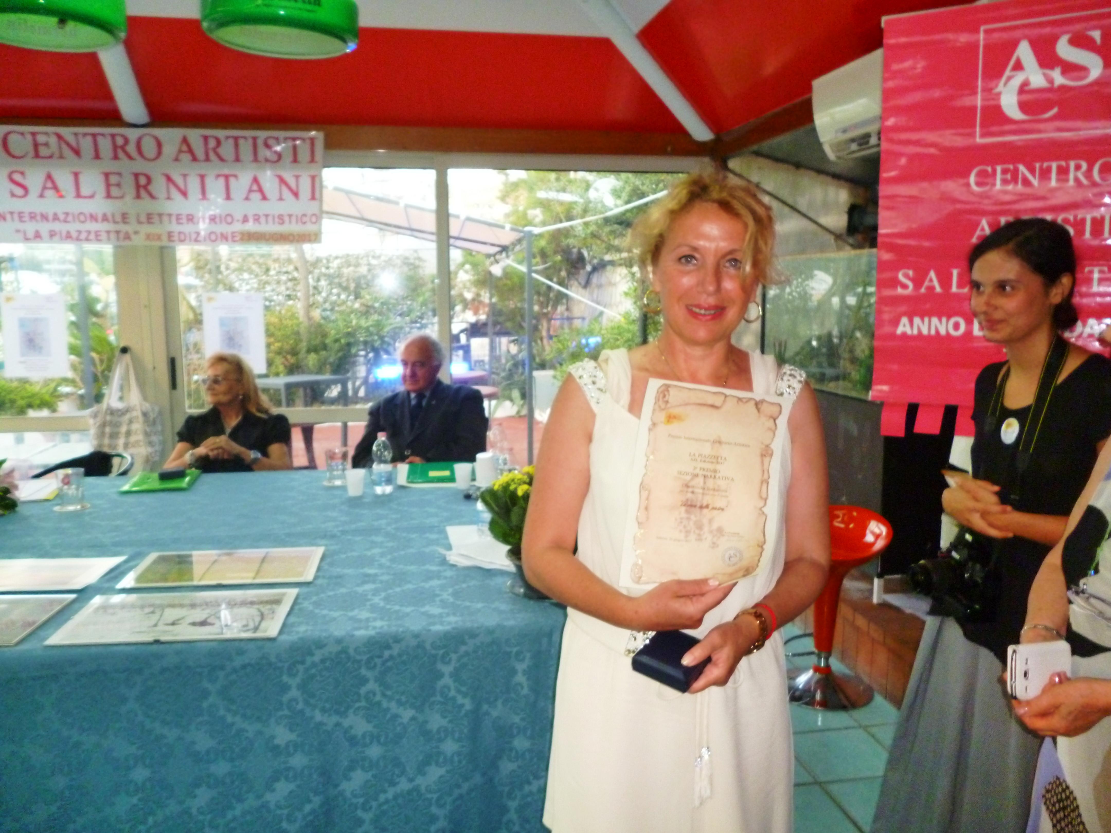 Наградата в Салерно