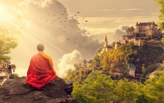 Будистки монах